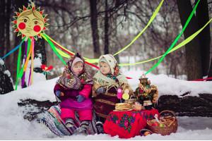 Дом сказки: новогодние гулянья