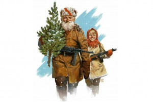 Гардарика. Дед Мороз Партизан