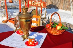 Новогодние программы в ФСК «Горка»