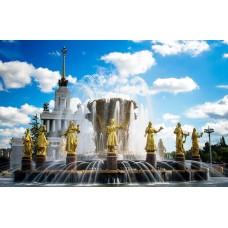Москва. Весенние каникулы