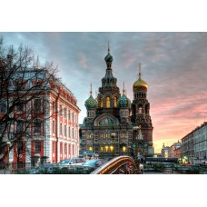 Свидание с Санкт-Петербургом