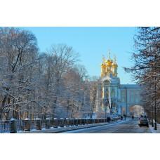 Санкт – Петербург собирает друзей! (Зимние каникулы)