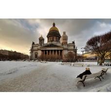 Санкт – Петербург собирает друзей! (Зимние каникулы, 9 дней)