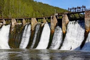 ГЭС Пороги - Большие Притесы