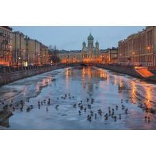 Санкт – Петербург собирает друзей! (Весенние каникулы, 8 дней)