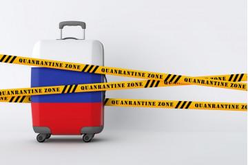 QR-коды и ограничения для туристов в регионах России в 2021 г.