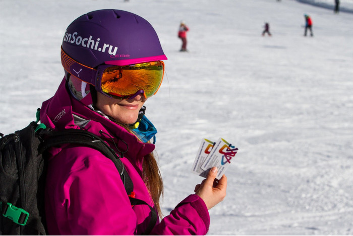 Единый ски-пасс в зимнем сезоне