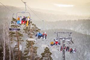 Сказочный Новый год в Евразии