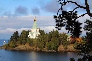 Карелия: Кижи-Валаам-Соловки