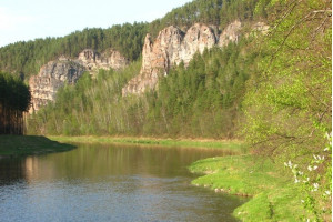 Быстрая река Ай (3 дня)