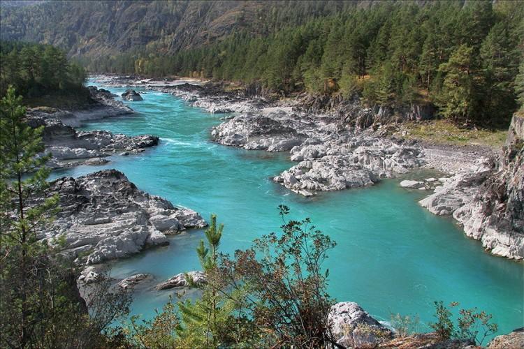 Горный Алтай: По дорогам Горного Алтая
