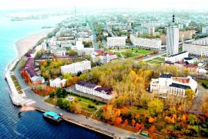 Архангельск: здесь начинается Арктика