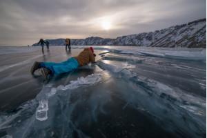 «Байкал: Ледовый драйв» джипинг + хивус + квадроциклы