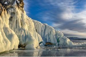 Байкал: зимний экспресс на Ольхон