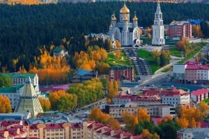 Знакомство с Сибирью: Ханты-Мансийск