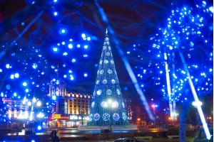 Рождество в Калининграде