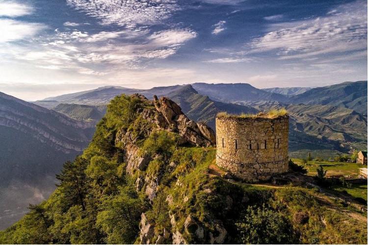 Кавказский курортный роман
