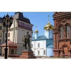 Казань. Весенние каникулы (+ свободный день)
