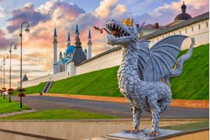 Я люблю тебя, моя Казань