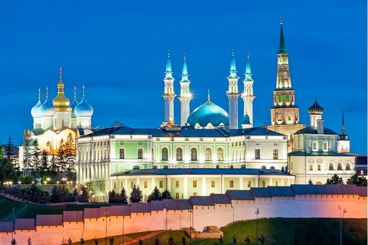 Две столицы за два дня: Казань - Йошкар-Ола
