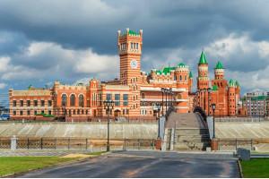 Две столицы за два дня: Йошкар-Ола - Казань