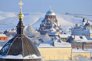 Канун Рождества в Казани