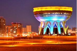 Казань тысячелетняя: Казань - Свияжск