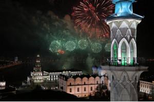 Новогодние прогулки в Казани