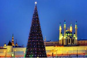 Новогодняя сказка от столичных котов:  Казань - Йошкар-Ола