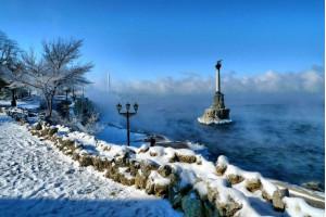 Крымские этюды на Новый год