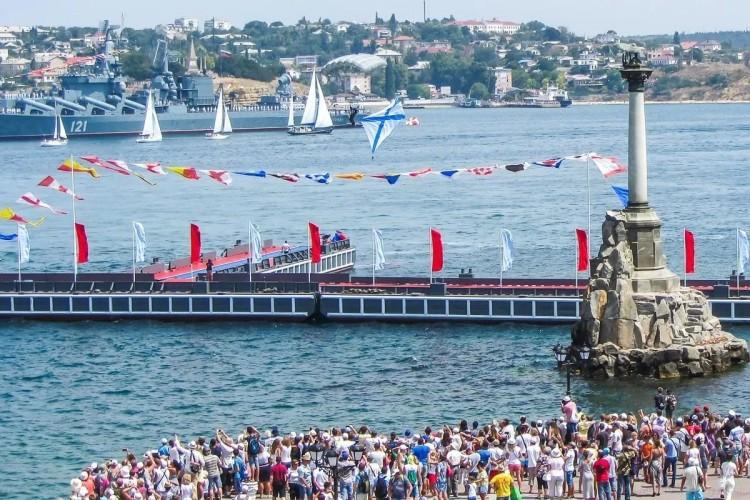 День Военно-Морского Флота в Крыму!