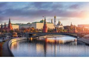 Знакомство с Москвой