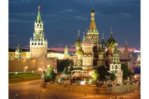 Я шагаю по Москве!
