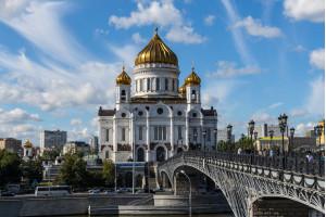 Москва – моя столица