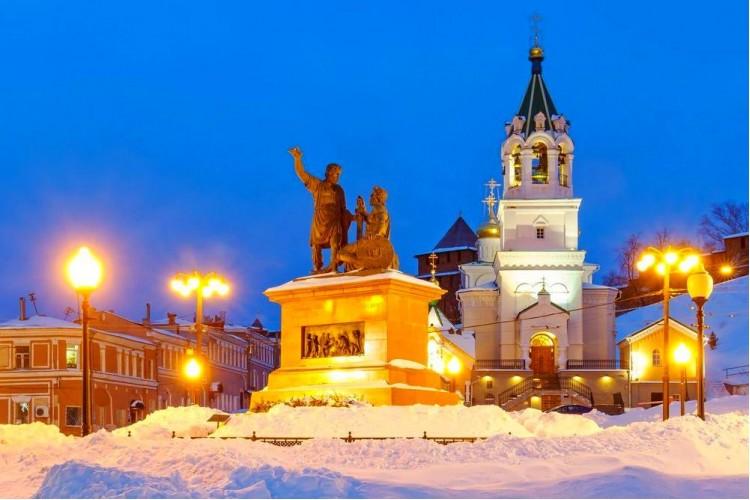 Нижний Новгород – Арзамас – Дивеево