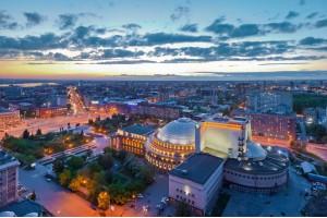 Новосибирск - Наукоград