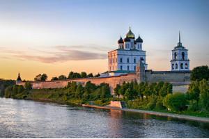 Санкт-Петербург + Псков