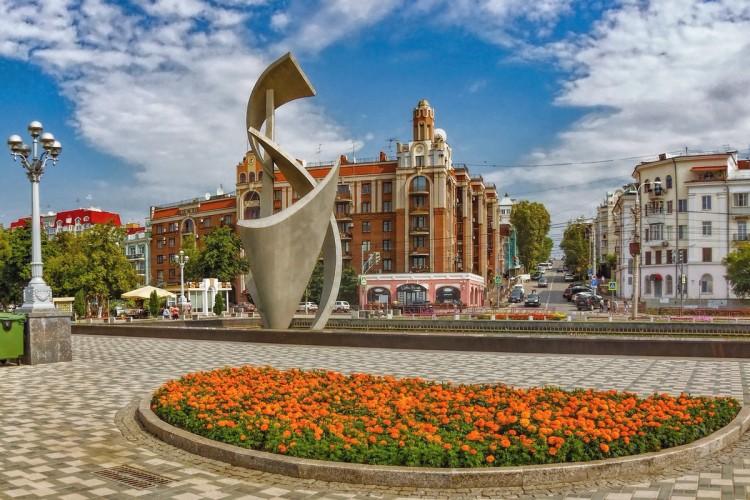 Зажигательные выходные: Волга ждёт!