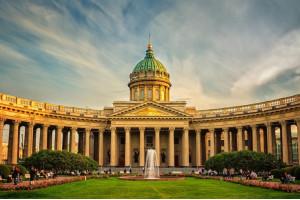 Санкт–Петербург собирает друзей (май)