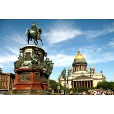 Занимательный Санкт – Петербург