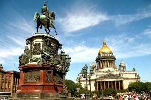 Занимательный Санкт–Петербург (май)