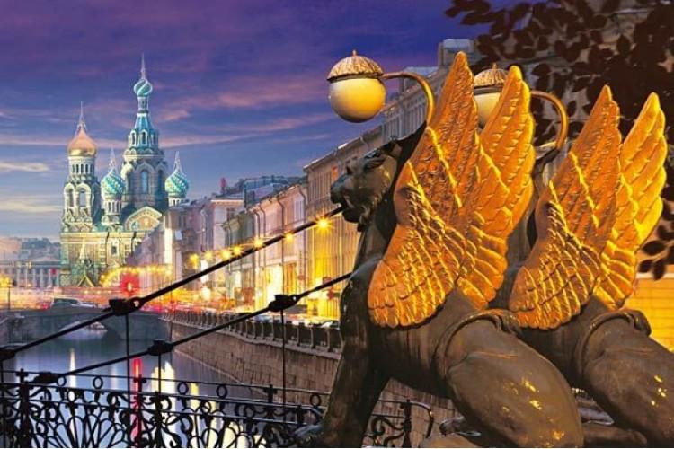 Санкт-Петербург + Валаам*