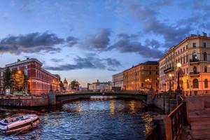В Петербург на выходные!