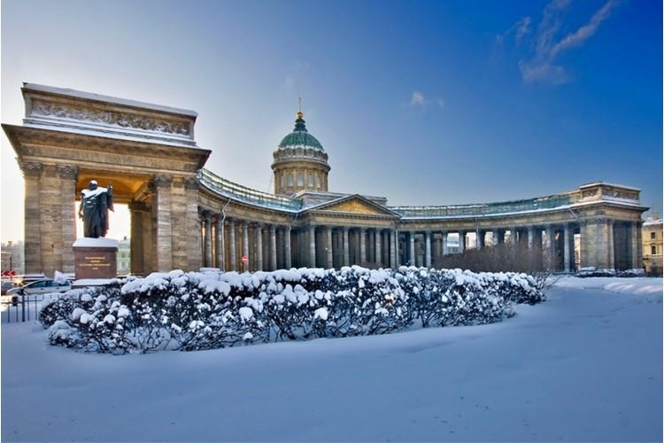 Сказочный Петербург