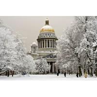 Петербург в новогодние праздники