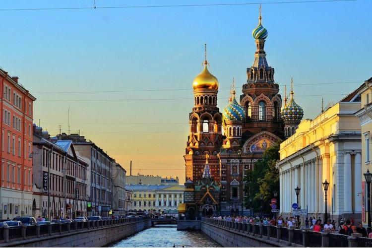 Легкий вояж в Санкт-Петербург