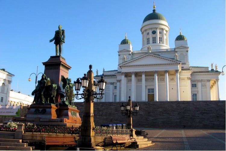 Санкт-Петербург + выходные в Хельсинки