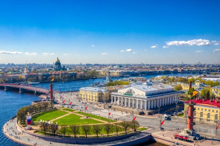 Знакомство с Санкт-Петербургом