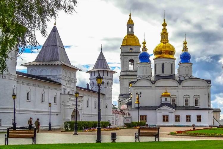 В Сибирь по своей воле: Тюмень - Тобольск