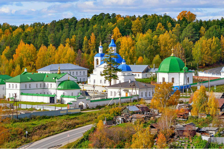 Тобольск - жемчужина Сибири